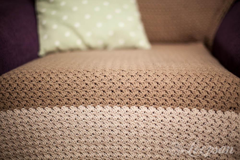 Basic Crochet Blanket