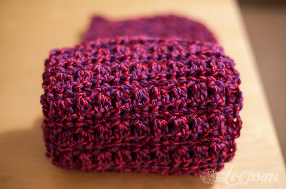 varigated scarf