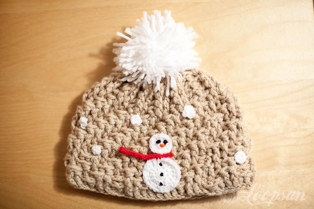Christmas Hat Back