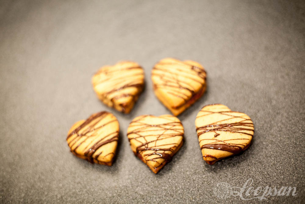Blueberry Vanila Hearts by Loopsan