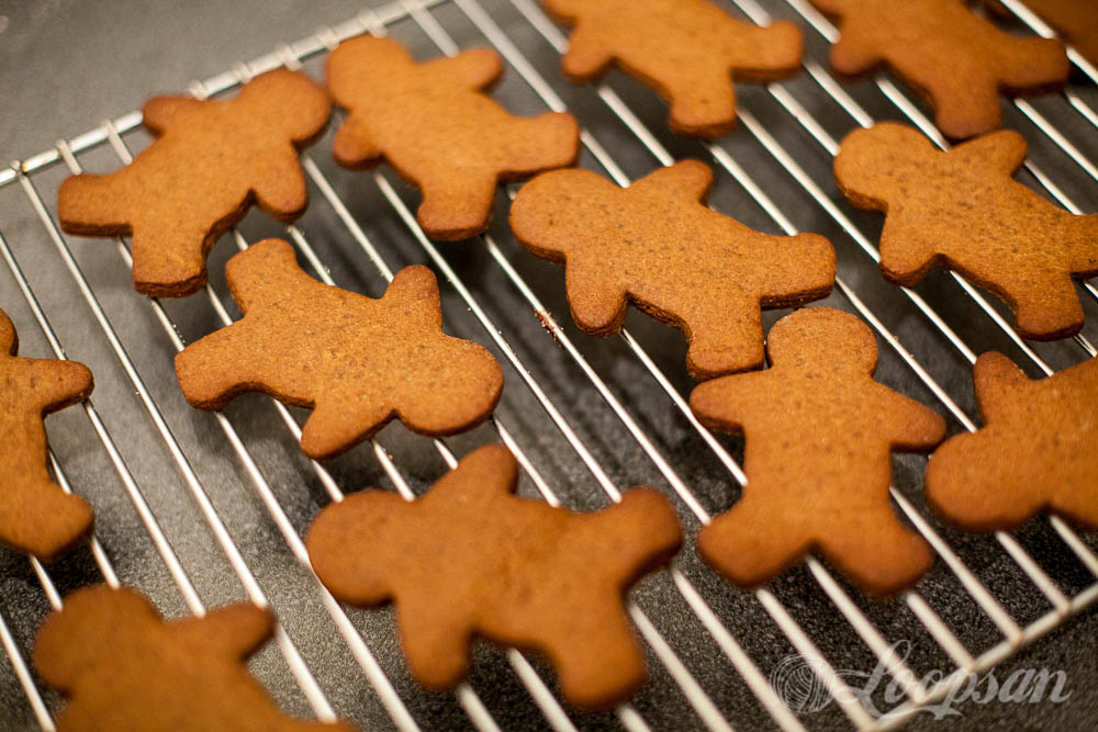 gingerbread baked