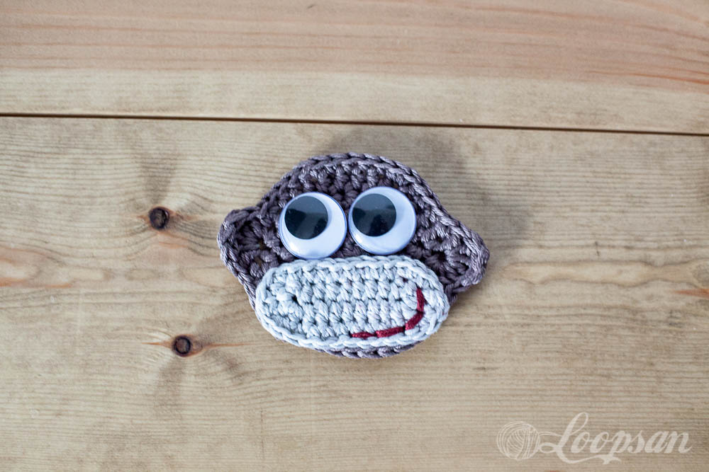 Cheeky Monkey without Bow
