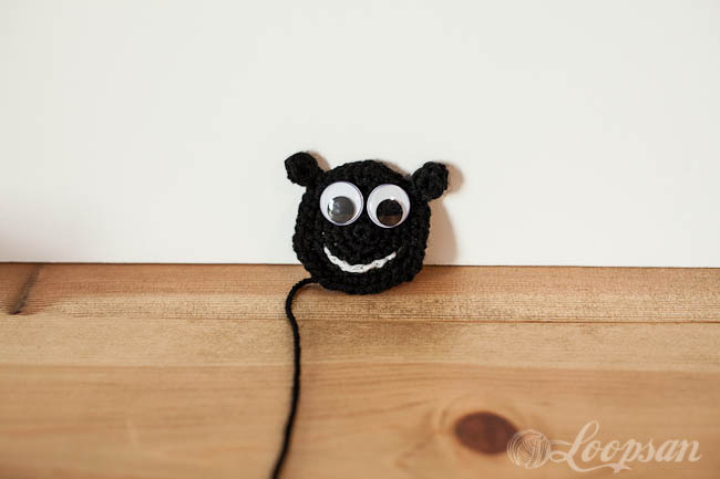 Happy Face Minty the Happy Sheep Badge
