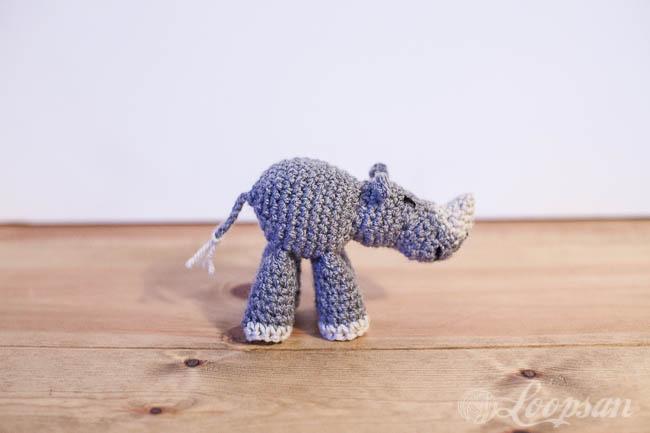 Rupert the rhino
