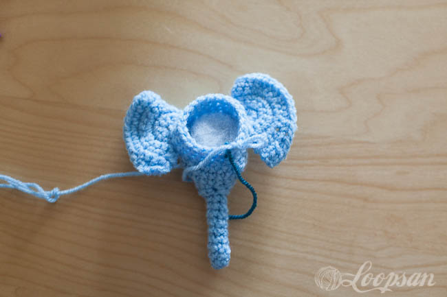 Edward - The elephant rattle
