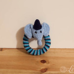 Edward - The elephant rattle