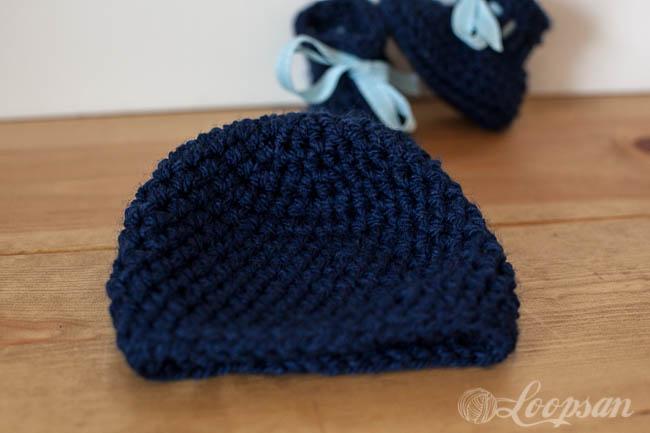 Baby Boy Crochet Set