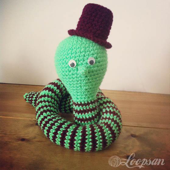 Mr. Edison Watts - The Lightbulb Snake