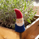 Amigurumi Gnome free pattern by Loopsan