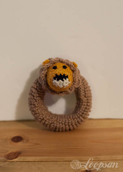 Napolion - The Lion Rattle by Loopsan and LookatwhatImade