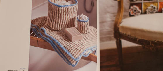 Bathset Inside Crochet