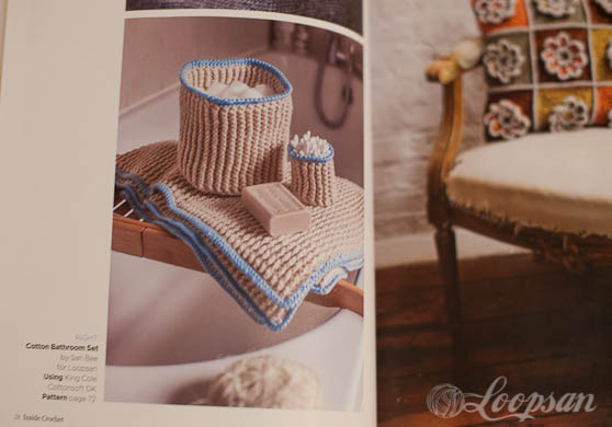 Bathset Inside Crochet