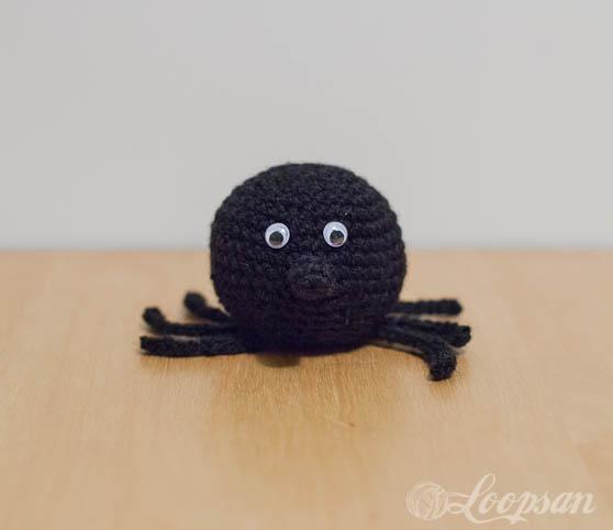 Scotty- The Crochet Spider