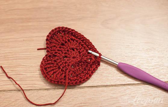 Granny Heart Pattern