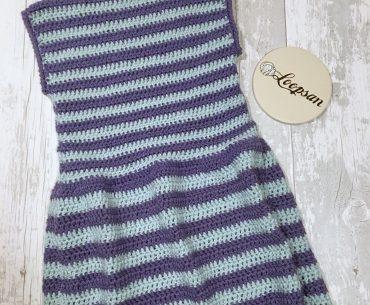 Chloe Striped Dress