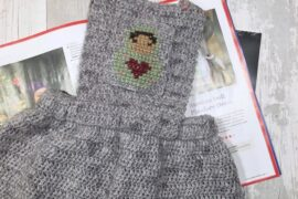 Russian Doll Pinafore